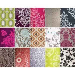 Wallpaper Motif Batik