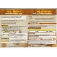 pemutih kayu mahony jati super kuat dan super putih murah dan aman