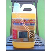 Distributor Maxi Brown pewarna kayu jati mahony coating treatment kayu murah aman 3