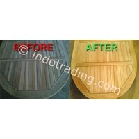 Maxi Brown pewarna kayu jati mahony coating treatment kayu murah aman Murah 5