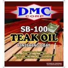 Teak Oil Finishing Coat