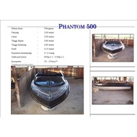 Speed Boat Phantom 500