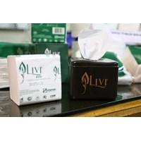 Distributor TISSUE SERBAGUNA - LIVI ECO Multipurpose 150'S 3