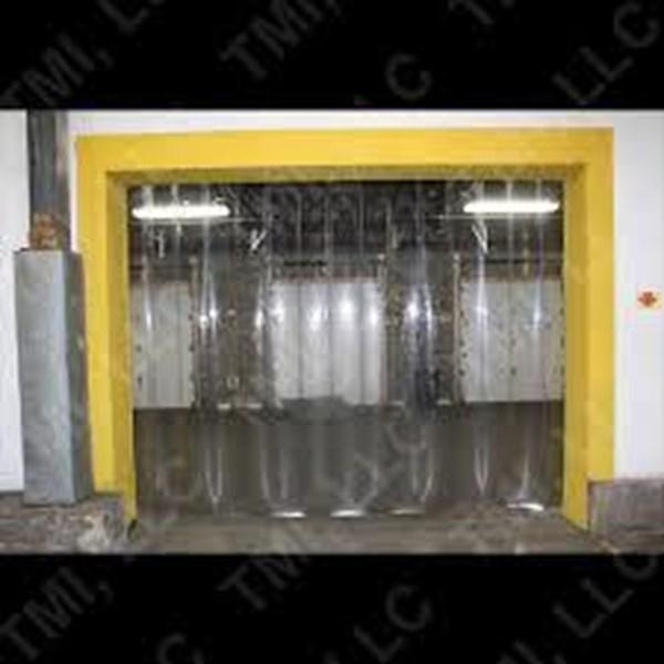 Tirai Pintu PVC Strip