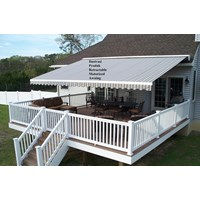 Kanopi Retractable Motorized Awning