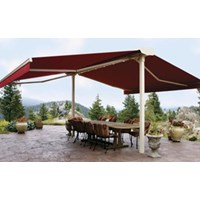 Dari Kanopi Retractable Motorized Awning 1