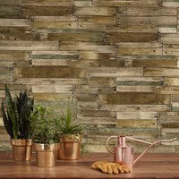 Distributor Wood Motif Wallpapers 3