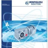 Gearbox Dengan Motor Bonfiglioli 1