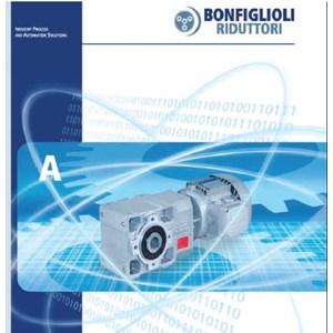 Gearbox Dengan Motor Bonfiglioli
