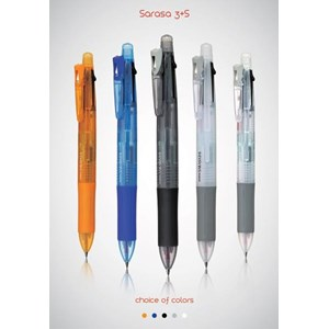 Gel Pen Sarasa 3+S