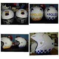 Jual Helm Polisi 2