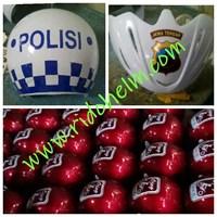 Beli Helm Polisi 4