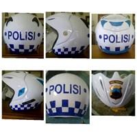 Distributor Helm Polisi 3