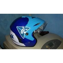 Helm Motor Custom Promosi Warna