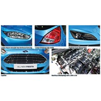 Mobil Ford New Fiesta Ecoboost Sport 1.0Cc At