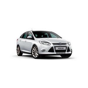 All New Ford Focus Sedan Titanium   At