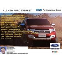 Semua Baru Ford Everest 4 X 2 2015 (Titanium Ditambah At)