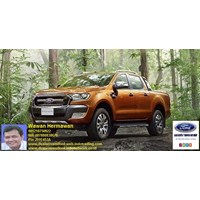 Jual Mobil Ford Ranger 4 X 4 Mt 2015