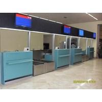 Jual Conveyor Check in  Bandara