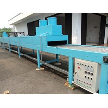 Wiremesh Oven Conveyor System