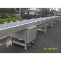 Wiremesh Conveyor System 1