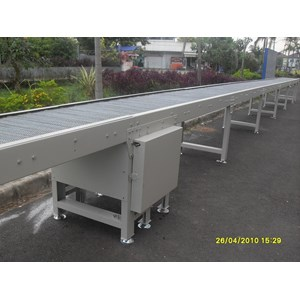 Wiremesh Conveyor System