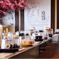 Sushi Belt Conveyor Cafe 1