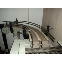 Distributor Table Top Chain Conveyor System 3