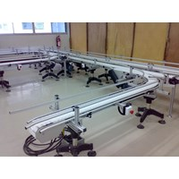 Jual Table Top Chain Conveyor System 2