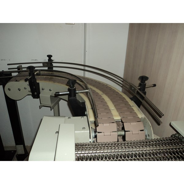 Table Top Chain Conveyor System