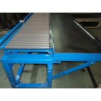 Distributor PVC Roller Conveyor System 3