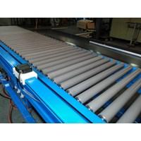 PVC Roller Conveyor System
