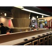 Sushi Belt Conveyor Masakan Padang