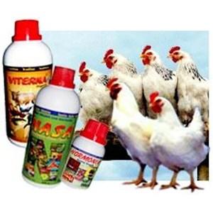 Vitamin Organik Ayam