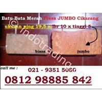 Distributor Batu Bata Merah Press Jumbo 3