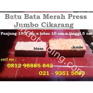 Batu Bata Merah Press Jumbo