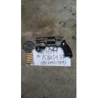 Revolver RCF Tanaka M36 Peluru Senapan Angin