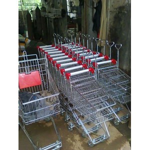 Trolley Supermarket