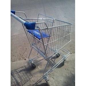 Trolley Supermarket Tipe 60 Ltr