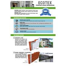Insulation heater Ecotex