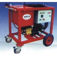 Pompa Steam Cleaning  Water Jet Cleaner Pressure 350 Bar 1