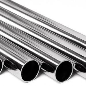 Pipa Stainless Steel Bulat