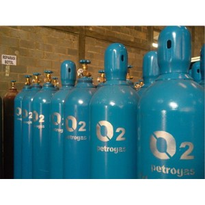 Gas Nitrogen