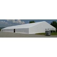 Tenda Roder Gudang Industri Pabrik Tambang 20X30x4m