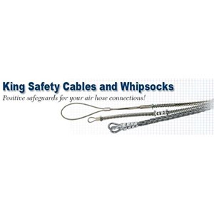 Whipcheck Safety Cable