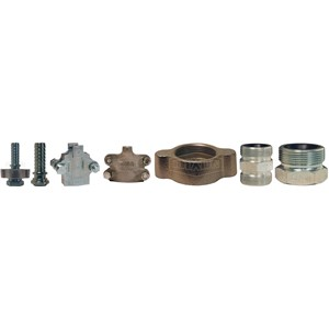Dixon Boss Ground Joint Coupling