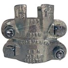 Boss Clamp double bolt clamp 3