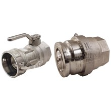 Dry Disconnect coupler