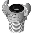 Minsup A Type hose coupling 4