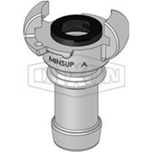 Minsup A Type hose coupling